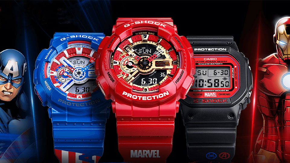 CASIO-G-Shock-Avengers-Collection-Featured-image