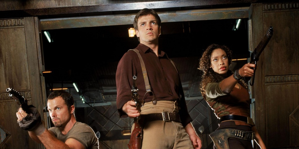 Mal-Reynolds-with-Zoe-and-Jane-from-Firefly