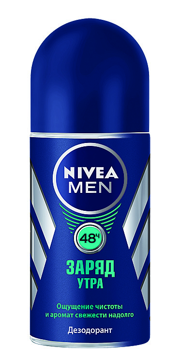 Nivea Men Zaryad utra roll