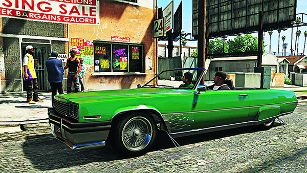 GTA Screenshot