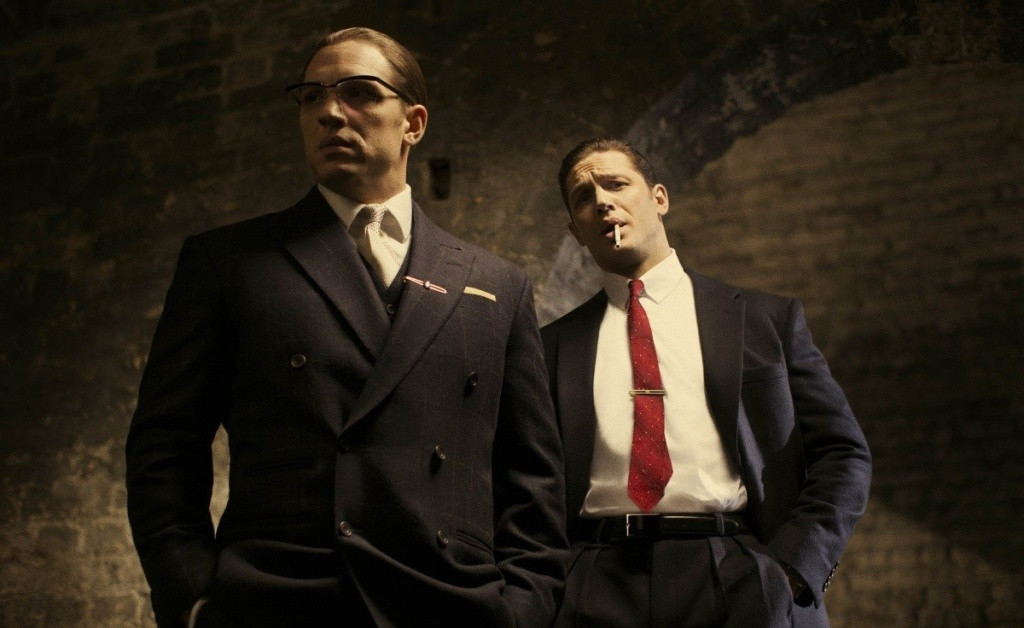 Tom Hardy i Legend