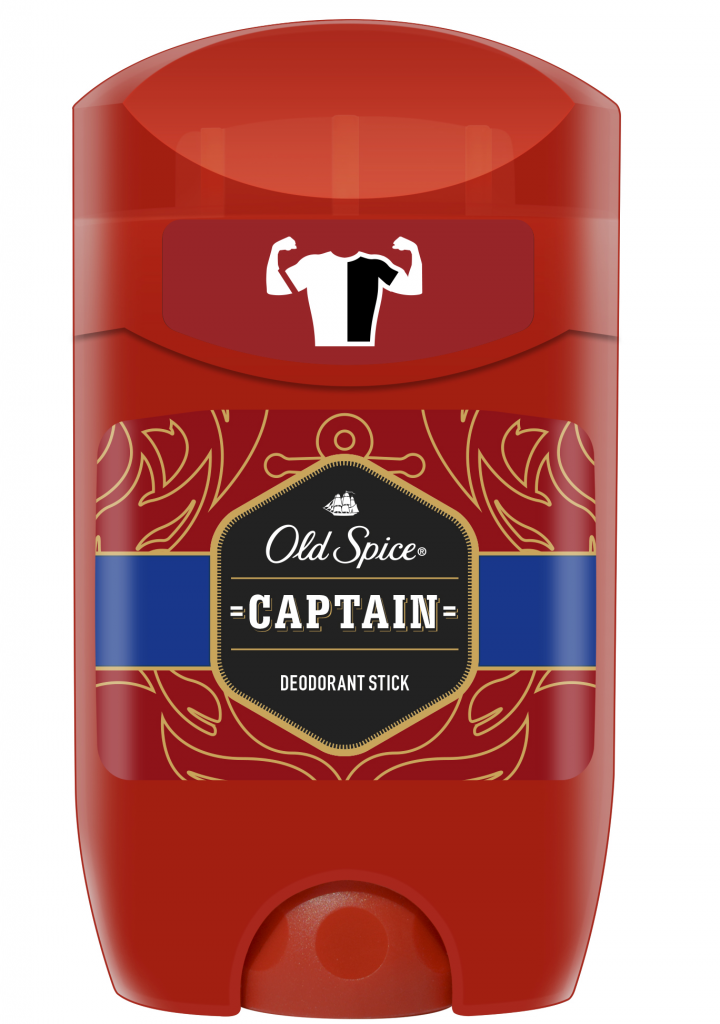 Old Spice_Captain_Дезодорант Стик