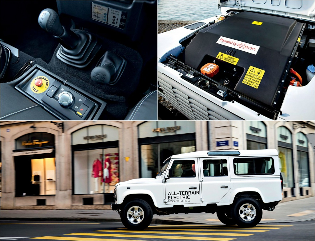 История Land Rover Defender: долгий путь